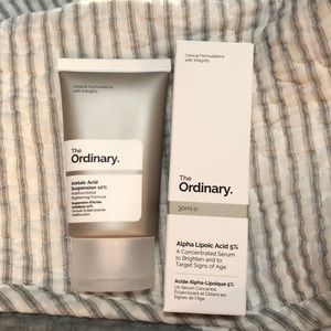 Other - The Ordinary suspension/serum duo